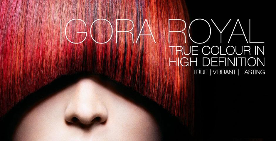 Schwarzkopf Professional Igora colour range