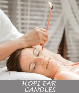 HOPI EAR CANDLES AT STOKE ON TRENT