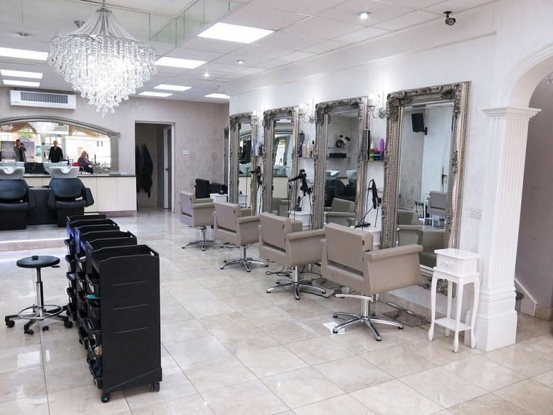 Suzanne's hair salon, Coventry