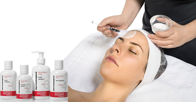 Dermalogica bioactive peels, Coventry beauty clinic