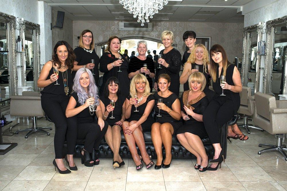 hair & beauty clinic, Coventry team