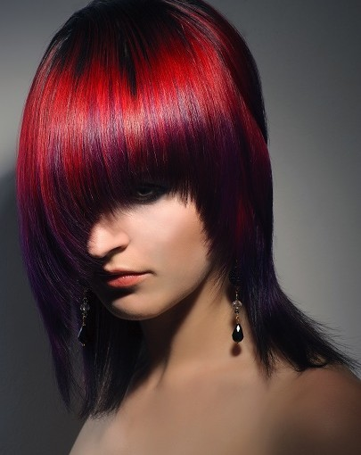 shiny healthy hair, Suzanne's hairdressers, Stoke