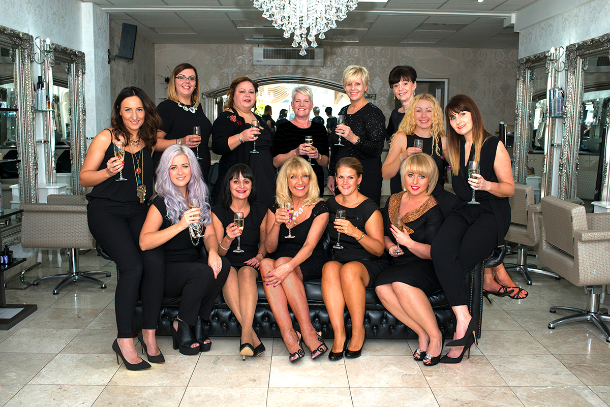 Suzannes's Hair & Beauty Salon in Coventry Celebebrate 30 Years in Business!