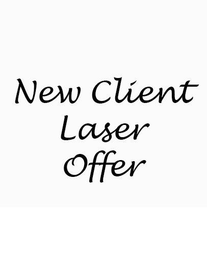 New Client Offer – Laser