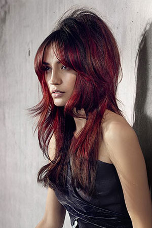 winter hair colour trends Coventry