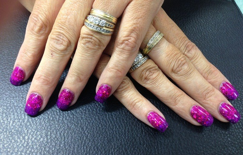 winter nail trends, poole beauty salon
