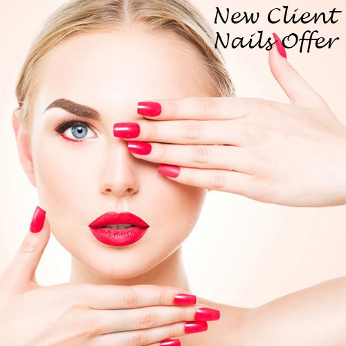 New Client Offer –  Nails