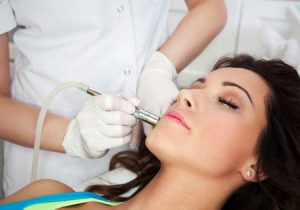 microdermabrasion facial treatments at Suzanne's beauty salon in Coventry