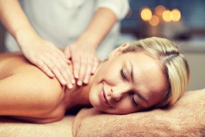 swedish massage at suzanne's beauty salon