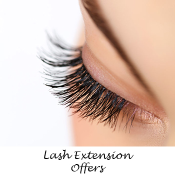 Lash Extensions Offer