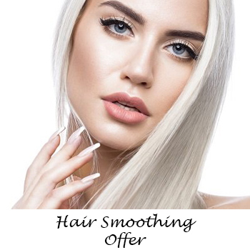 Hair Smoothing Offer