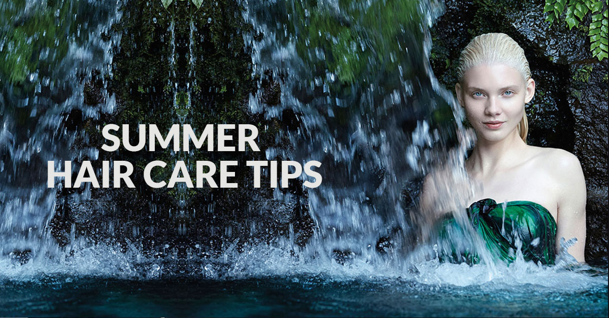 Summer Hair Care Tips, Suzanne's hair & beauty salon in Stoke, Coventry