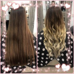 BALAYAGE AT THE BEST HAIR SALON IN COVENTRY - SUZANNE'S HAIR & BEAUTY SALON