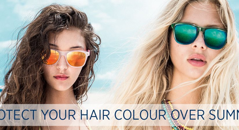 Protect Your Hair Colour Over Summer, hair care products, Suzanne's Hair Salon, Coventry