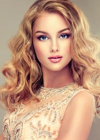 golden blondes, hair colours at suzanne's hair & beauty salon, coventry