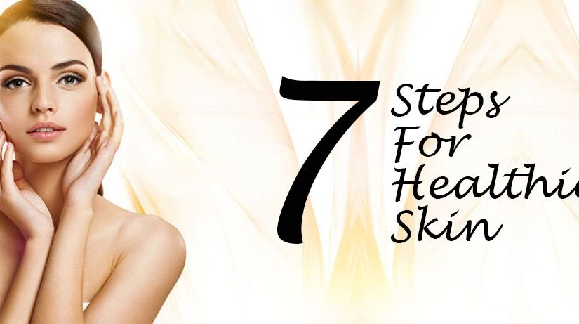 7 Steps For Healthier Skin, Suzanne's Hair and Beauty Salon in Coventry