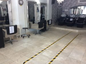 reopening suzannes hair salon coventry