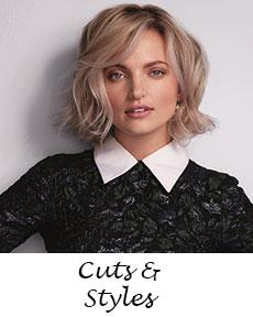 Hair Cuts & Styles