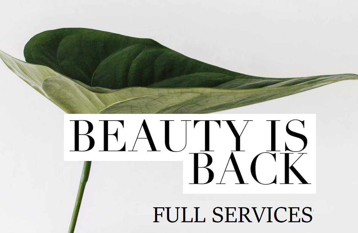 BEAUTY IS BACK at suzanne's hair and beauty salon in coventry