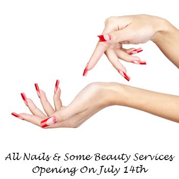 Nails & Some Beauty Services Available