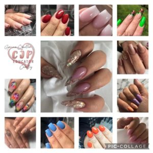 Nails by Gemma Crowther at Suzannes Beauyt Salon in Coventry